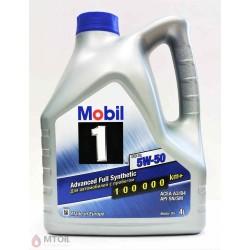 Масло Mobil 1 Life 5w50 SJ/SL/SM/CF (4л)